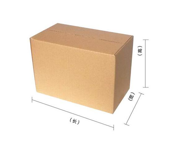 瓦楞纸制作箱子规格